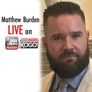 Insight into 'The States Act' and possible historic marijuana reform hearings || 600 KOGO via Fox News Radio || 7/22/19