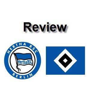 Review - Hertha Vs Hamburger