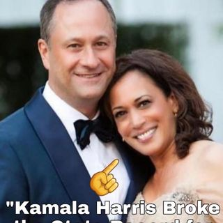 Judge Joe Brown Shares an Exclusive, Behind-the-Scenes Look at Kamala Harris