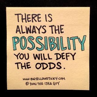 Odd Possibilities : BYS 146