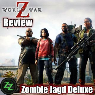 World War Z Review (Deutsch/German)