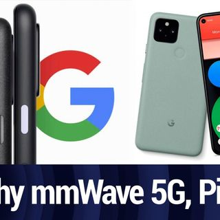 mmWave 5G on the Pixel 5 is Unnecessary | TWiT Bits