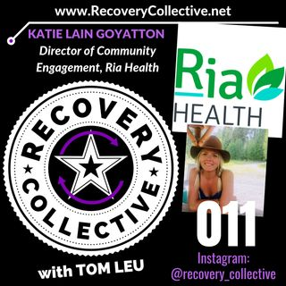 RC 011: Katie Lain from Ria Health & Embody Daily