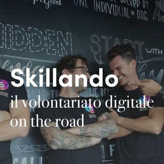 Skillando: volontariato digitale on the road