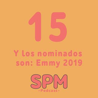 15. Y los nominados son: Emmy 2019 🏆
