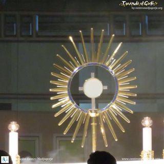 Adoración al Santísimo en Medjugorje 25 de febrero 2021