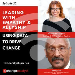 20: Using Data to Drive Change with Danny Allen