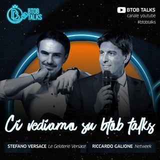Riccardo Galione e Stefano Versace