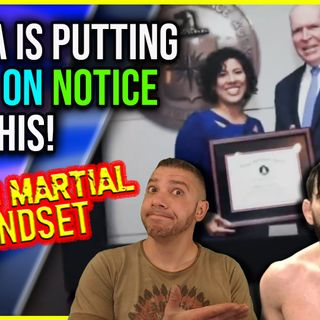 Mixed Martial Mindset The CIA Is Putting Us On Notice! Plus Melinda Splits With Bill Gates!