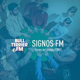 SignosFM #828 Viernes de Estrenos 070820