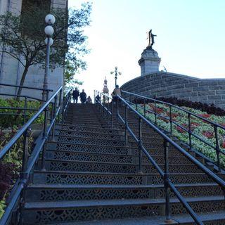 Québec Jour 7 - vieille ville De Québec - citadelle et citrouilles