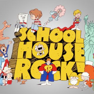 Eclectic Obsessions - School House Rock!