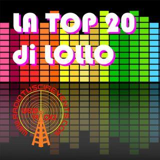 Top20DiLollo 08 Marzo 2019