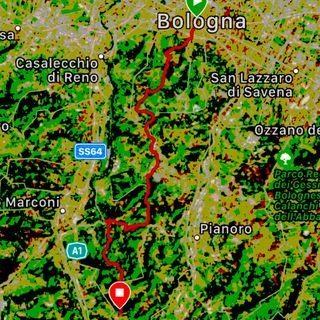 Lungo la Via degli Dei, da Bologna al monte Adone - V dimensione - ep. speciale 1