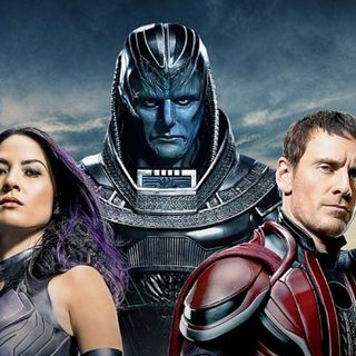 'X-Men: Days of Future Past' vs 'X-Men Apocalypse'