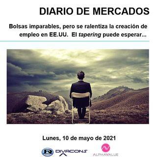 DIARIO DE MERCADOS Lunes 10 Mayo