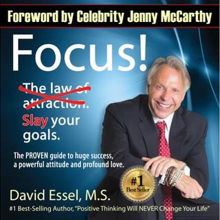 Debunking the Law of Attraction Theory with David Essel
