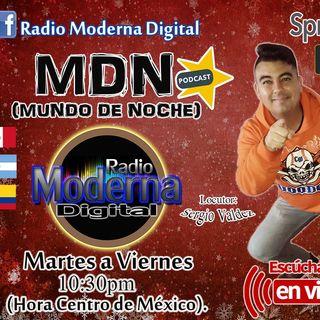 #Top10 Mundo De Noche (En Vivo) con Sergio Valdez