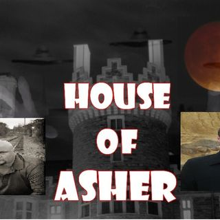 House of Asher episode 39 Jeremy Meador UFOs, Monsters and Other Strangness.