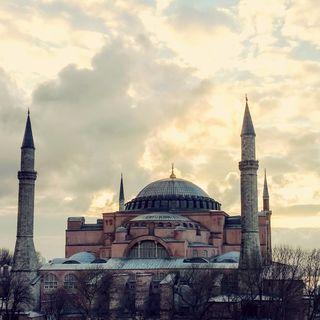 Ayasofya, da museo a moschea - Intervista a Chiara Maritato