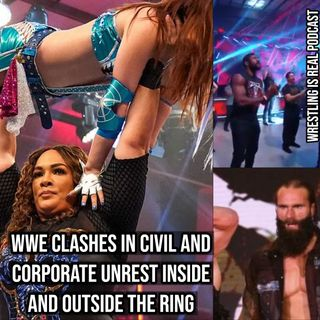 WWE Clashes In Civil and Corporate Unrest Inside and Outside The Ring KOP060420-537