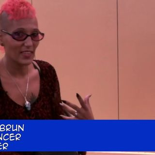 Experience Celestial Healing with Ocularmancer Starlet Lebrun on the Hangin With Web Show
