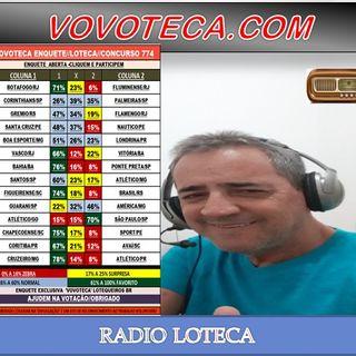 Radio Loteca, analisando o 774
