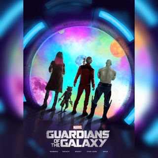 Especial MCU - Guardians Of The Galaxy Vol 1