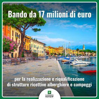 Regione Lombardia, sostegno alla competitività delle strutture alberghiere