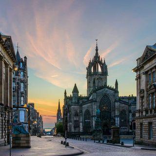 18 - Il Miglio d'Oro scozzese: The Royal Mile