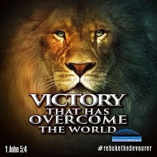 Overcome! This Is My Command And Battle Cry!