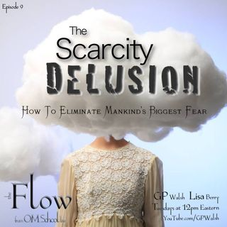 Episode 009 - the Scarcity Delusion - How To Eliminate Mankind's Biggest Fear