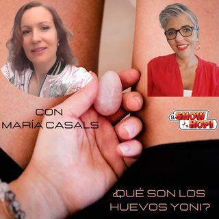 Qué Son Los Huevos Yoni con María Casals