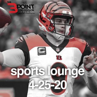 The 3 Point Conversion Sports Lounge- NFL Draft Winners & Losers, Nick Ferguson, BattleGrounds