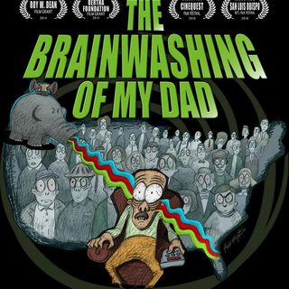 Docu: The Brainwashing of My Dad stokes the Right! INTERVIEW