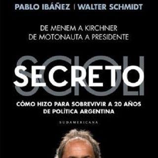 #ScioliSecreto Entrevista a @WalterSchmidt