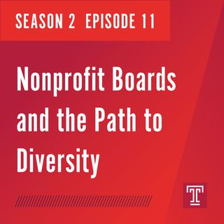 Nonprofit Boards and the Path to Diversity