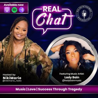 S02 E68: Inspiring All through Music - Interview with Detroit Music Artist, Lady Bain