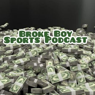 Broke Boy Sports Podcast Episode 104: 2020 NFL Season Week 7