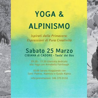 Yoga & Alpinismo