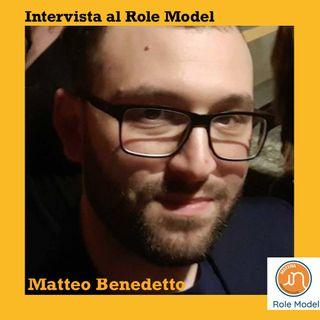 Matteo Benedetto, la radio come spazio di socializzazione