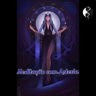 Meditação com a Deusa Asteria