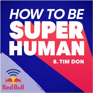 The Ironman with a broken neck: Tim Don, Series 1 Episode 8