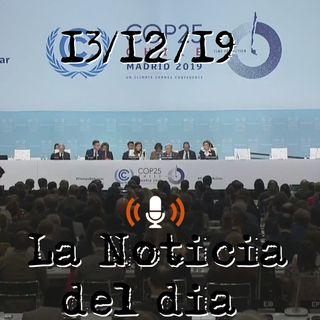 Andorra plantea en la COP25 su plan de transición energética como vanguardia ambiental