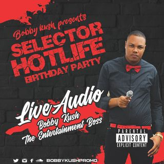 BOBBY KUSH LIVE AT SELECTOR HOTLIFE BIRTHDAY PARTY BARBADOS