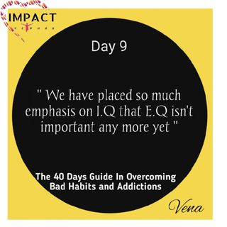 Day 9 : Dream Killers- Managing Your Emotions lntroduction