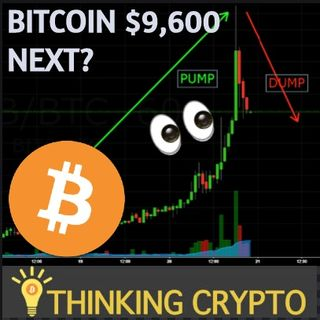 BITCOIN Drop To $9,600? - Total Crypto Market Cap $1 Trillion In Next CRYPTO Bull Run - ETC Dead