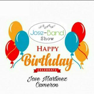 Jose Band Happy Birthday Celebration
