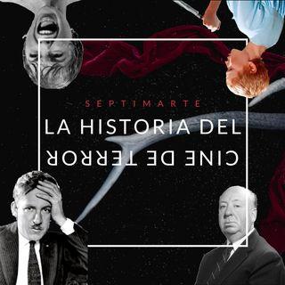 Historia del cine de terror - Séptimarte - Valentina Gracia. / CP1