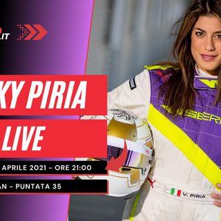 LIVE con Vicky Piria | Speedy Woman - Ep.35